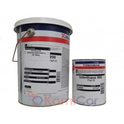INTERTHANE QUICK SILVER